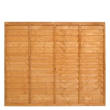 Standard Lap Fence Panels Davies Diy Amp Builders Merchant